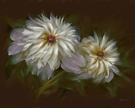 Withering Peony by Bonnie Willis
