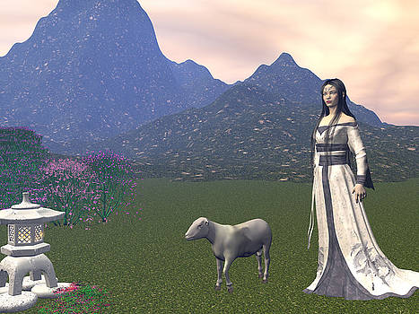 Year of the Sheep by Michele Wilson