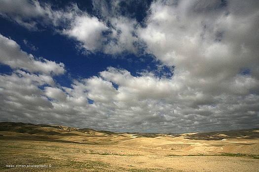 Isaac Silman - Yehuda Desert Israel