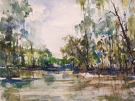 You On the Bayou by Robin Miller-Bookhout