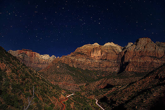 Zion Under the Stars by Andrew Soundarajan