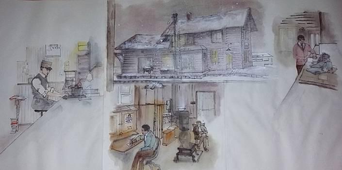 a trip to Lewiston in Autumn album  by Debbi Chan