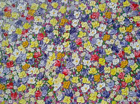 Flowers by Jilly Curtis