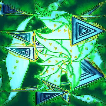 Abstract art by Elena Kosvincheva