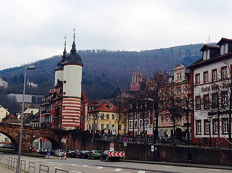 Heidelberg  by Irina Zelichenko