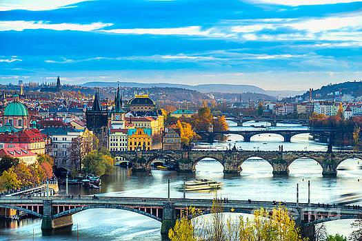 Prague - Czech Republic by Luciano Mortula