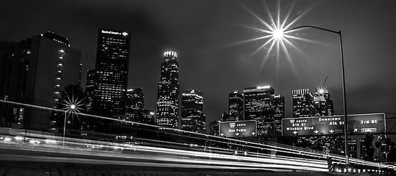 110 Freeway Los Angeles by April Reppucci