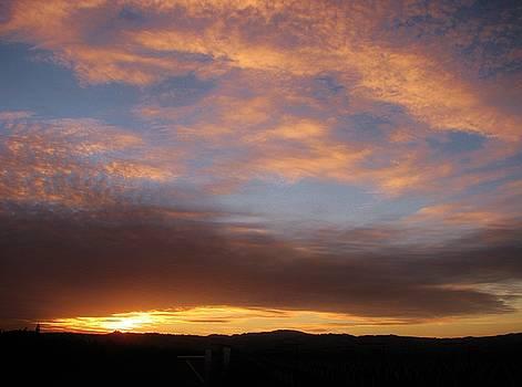 115152 Sunset by Carol Welsh