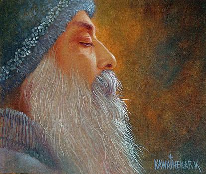 12 Osho by Vijay Kawathekar