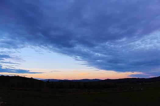 13016 Sunrise by Carol Welsh