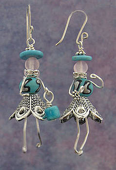 1311 Turquoise Hattitudes by Dianne Brooks