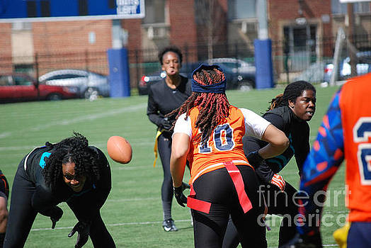 Lady Playmakers vs Lady Dolphins by Rebecca Armermann
