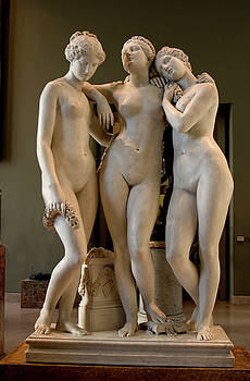 The Three Graces by Carl Purcell