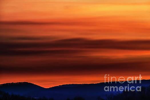 First Morning Light by Thomas R Fletcher