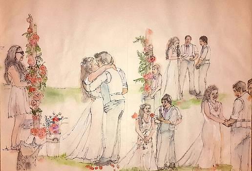 The Wedding Album  by Debbi Chan
