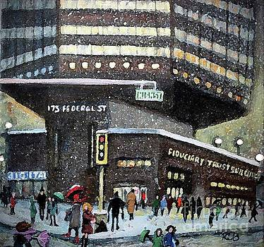 175 Federal Street by Rita Brown