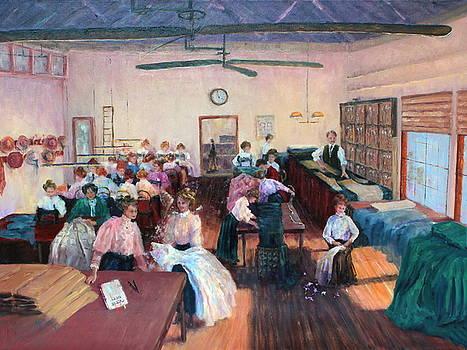 Marie Green - 1890 Criterion Fashion Workshop