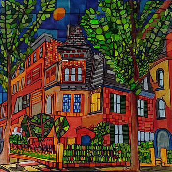 18th Street by Dora Ficher