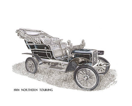 Jack Pumphrey - 1904 Northern Touring