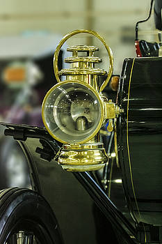 1907 Cadillac Running Lamp by Dan P Brodt Photography