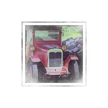 1920 International Farm Truck by Eduardo Tavares