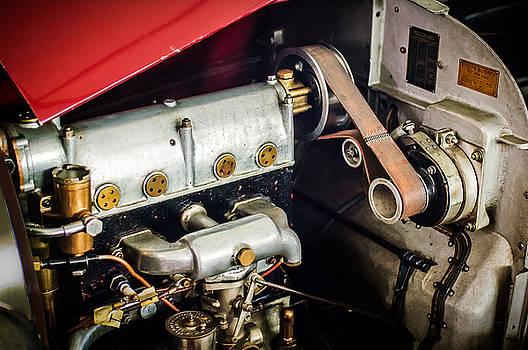 Jill Reger - 1925 Bugatti Brescia Type 23 Roadster Engine