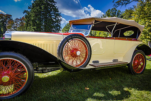 Jack R Perry - 1929 Isotta Fraschini Tipo 8A