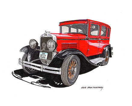 Jack Pumphrey - 1931 Plymouth PA Sedan