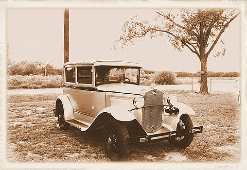 1930s Ford by Danny Jones