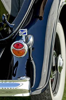 Jill Reger - 1932 Buick Series 60 Phaeton Taillight