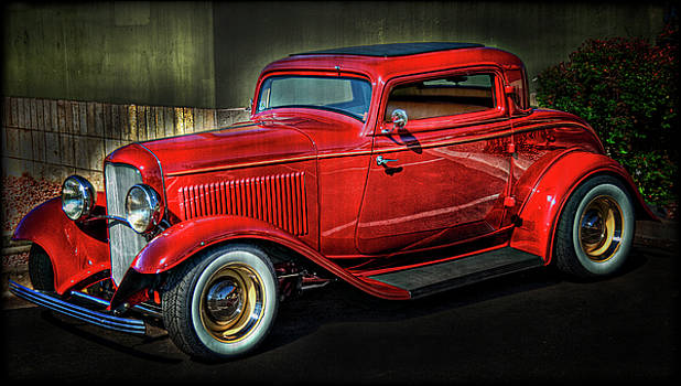 Saija  Lehtonen - 1932 Ford Coupe