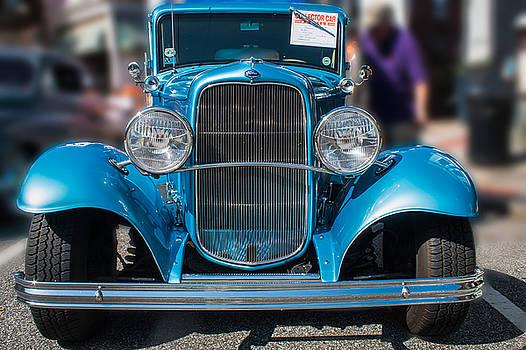 1932 Ford by Lynne Jenkins