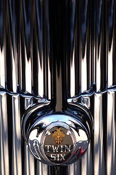 Jill Reger - 1932 Packard 12 Convertible Victoria Emblem