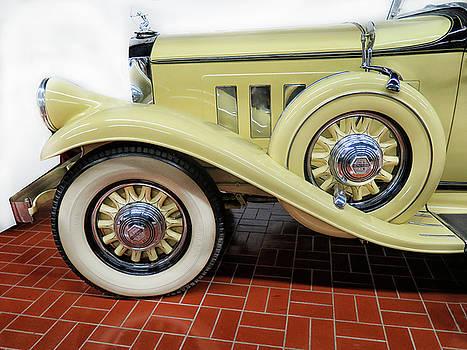 1932 Pierce Arrow Automobile by Dave Mills