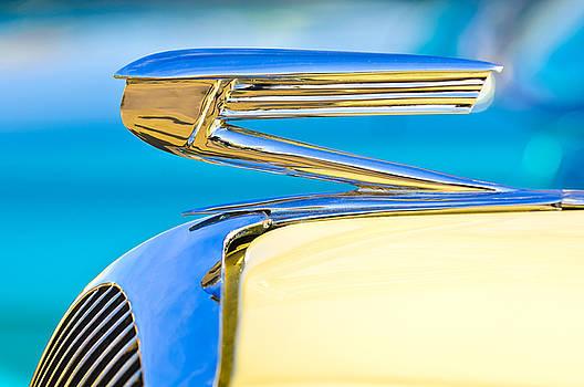 Jill Reger - 1936 Buick 40 Series Hood Ornament