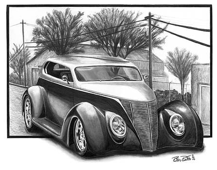 Peter Piatt - 1937 Ford Sedan