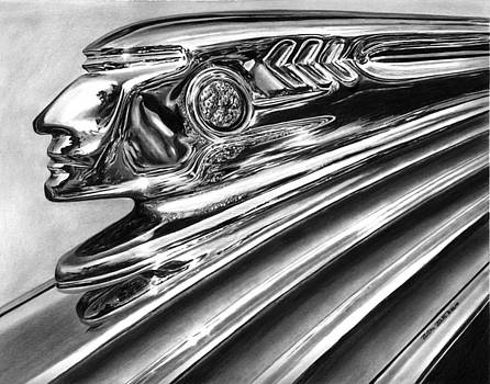 Peter Piatt - 1937 Pontiac Chieftain Abstract