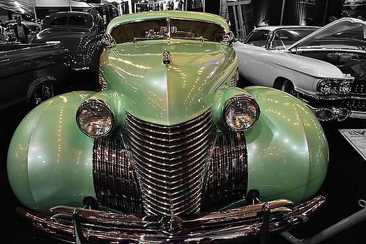 1940 Cadillac Series 62 by Richard Gehlbach