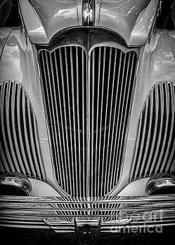 1941 Packard Convertible by Doug Sturgess
