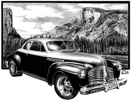 Peter Piatt - 1941 Roadmaster - Half Dome