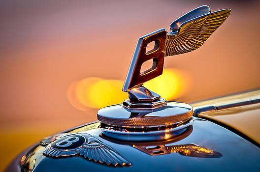 Jill Reger - 1948 Bentley Hood Ornament
