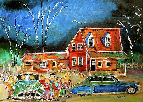 1949  Reunion by Michael Litvack