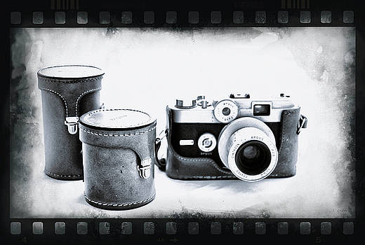 1950's Vintage Argus Camera by Tony Grider