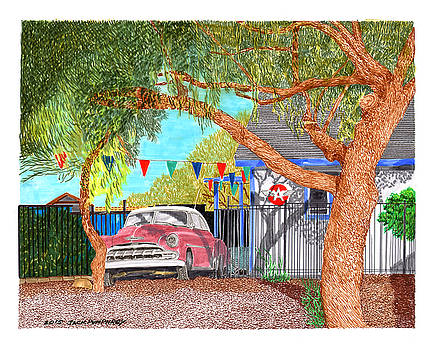 Jack Pumphrey - 1952 Chevy Andys New Garage