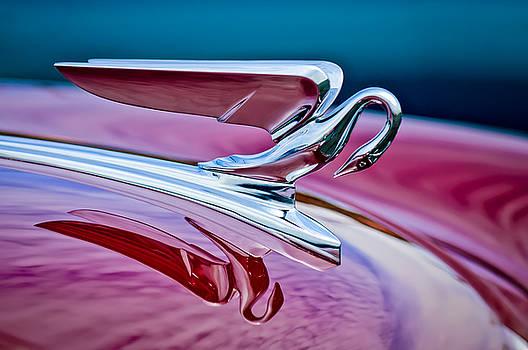 Jill Reger - 1952 Packard 400 Hood Ornament