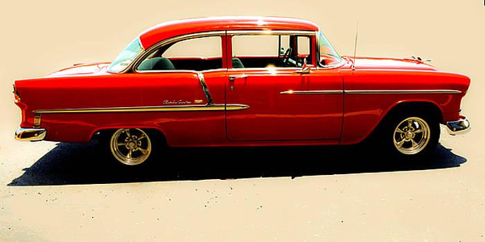 1955 Chevy by Tom Zukauskas