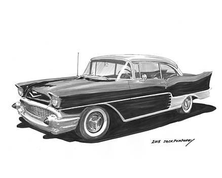 Jack Pumphrey - 1957 Chevrolet Morrocco Hard Top