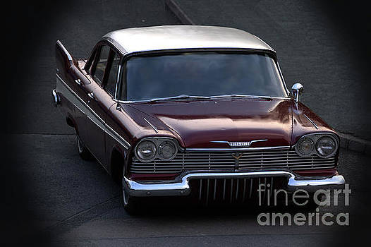 1957 plymouth Belvedere by Baggieoldboy