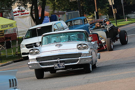 1958 Ford Fairlane by R A W M