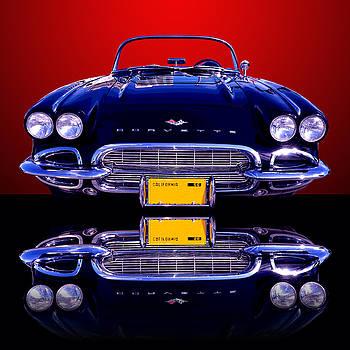 1961 Chevy Corvette by Jim Carrell